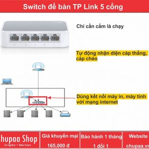 switch tplink 5 cổng_n